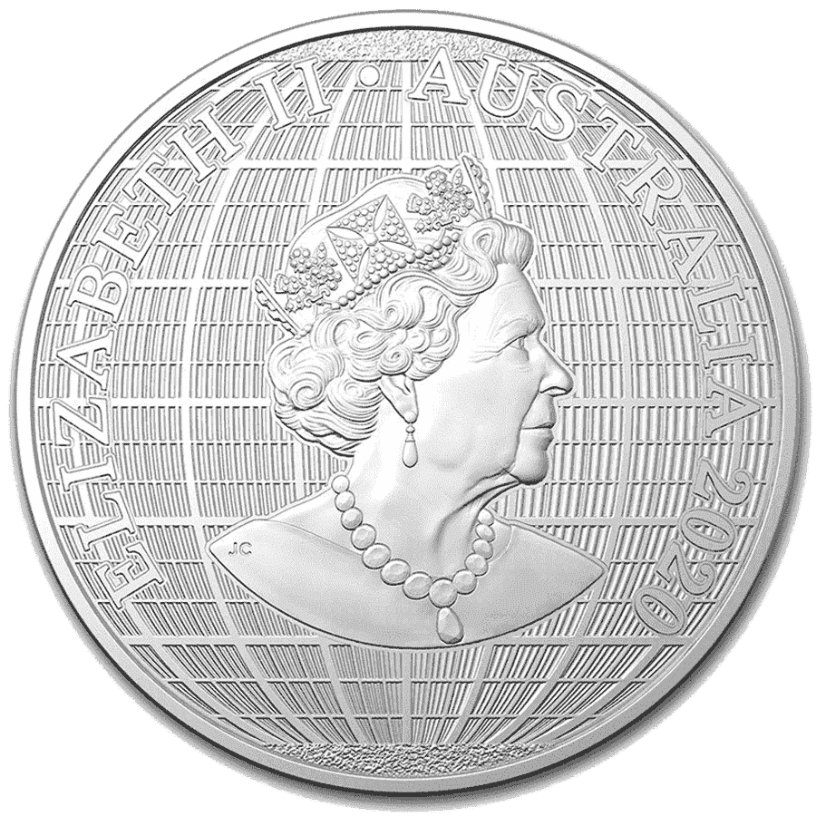 Picture of 1oz RAM Silver Beneath the Southern Skies Coin